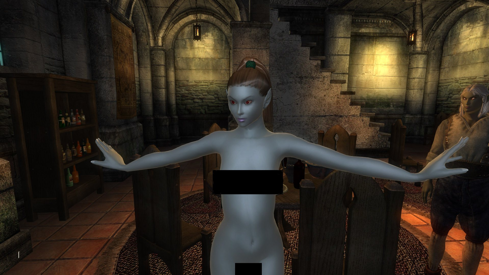 Adult mods morrowind talented